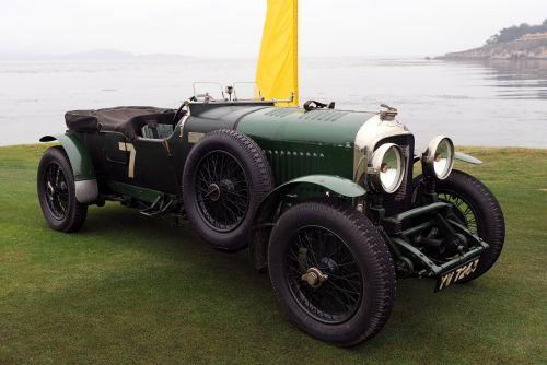 Bentley 6,5-litre Speed Six