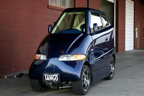 Commuter Cars Tango