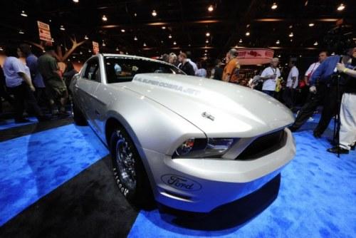 Ford Mustang Cobra Jet 2012